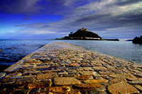 The Causeway, St Michaels Mount